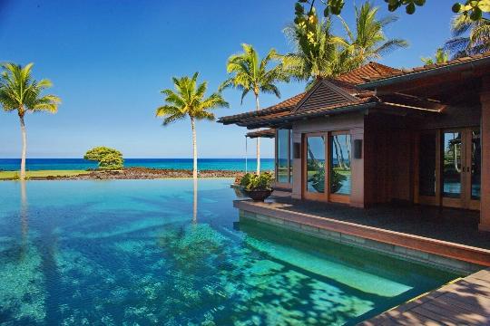 Resorts in Hawaï