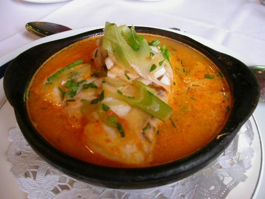Chilen keittiö