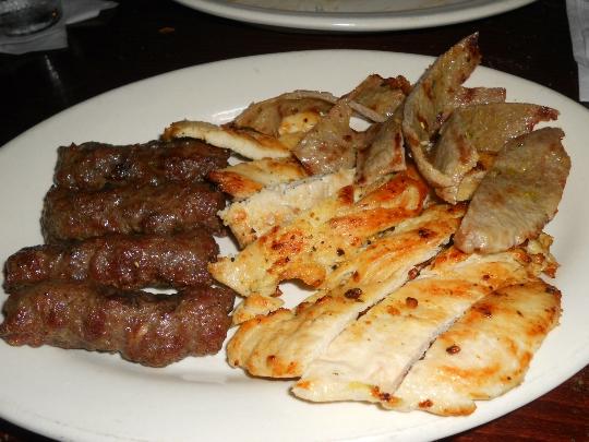 Черногорска кухня