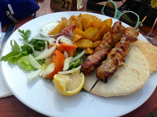 Kyproksen keittiö