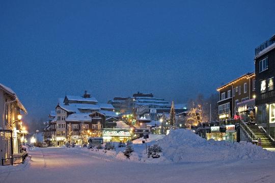 Resorts in Zweden
