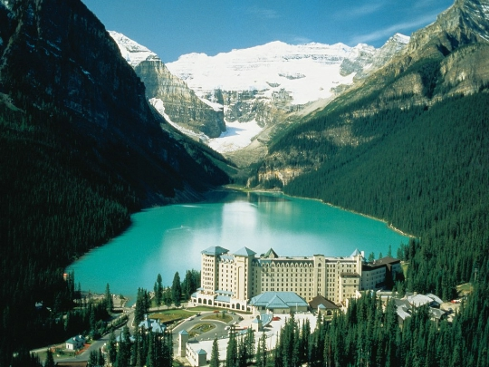 Resorts in Canada