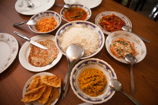 Кухня на Шри Ланка