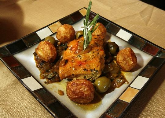Marokon keittiö