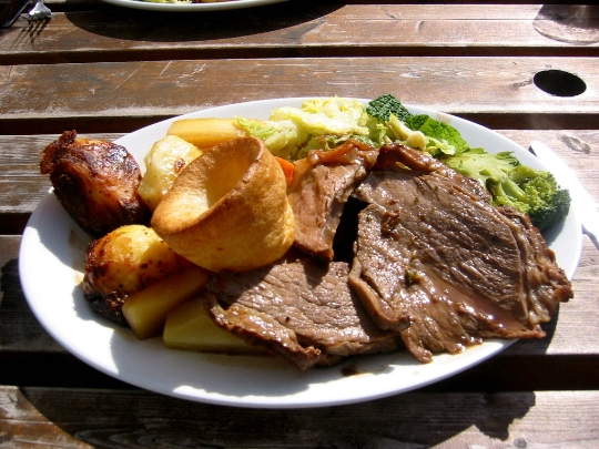Britse keuken