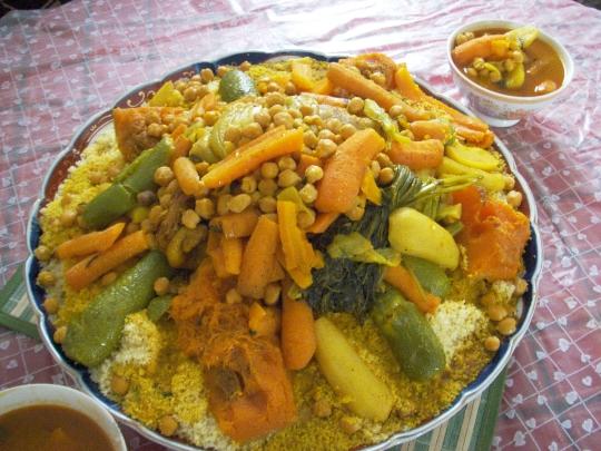 Tunisian keittiö