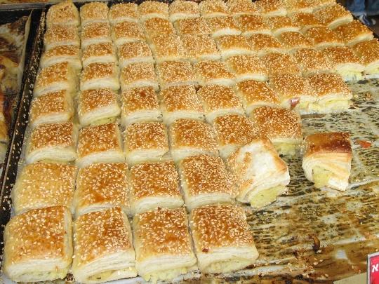 Israëlische keuken