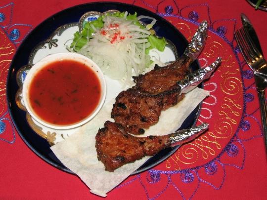Узбекска кухня