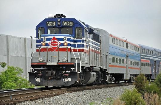 قطارات الولايات المتحدة الأمريكية