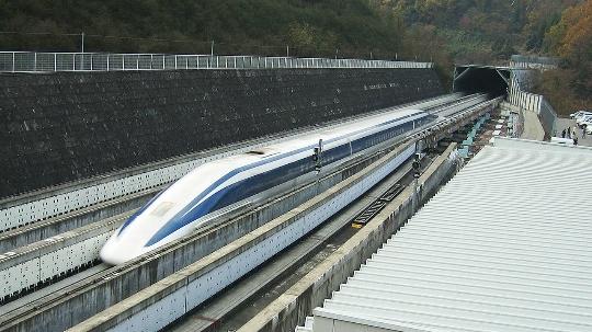 Japan traint