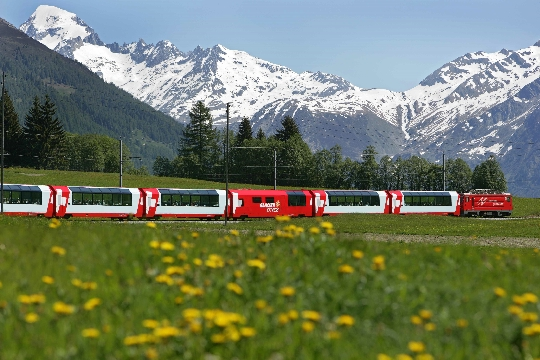 Sveitsin junat