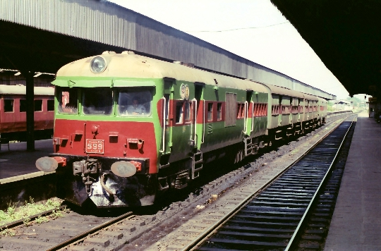 Sri Lanka Treinen