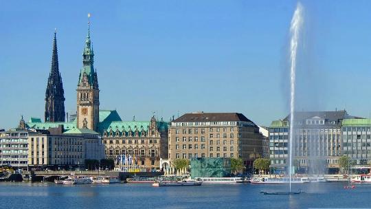 Hamburg in 2 dagen