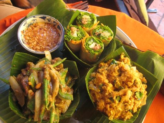 المطبخ الكمبودي