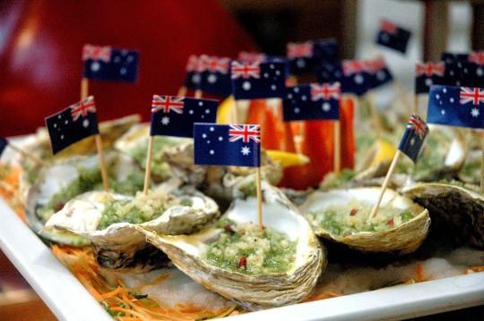 Australische keuken