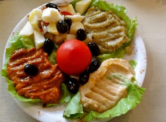 Romanialainen keittiö