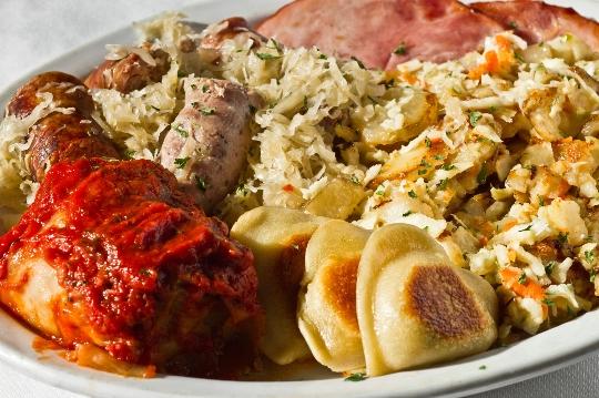 Poolse keuken