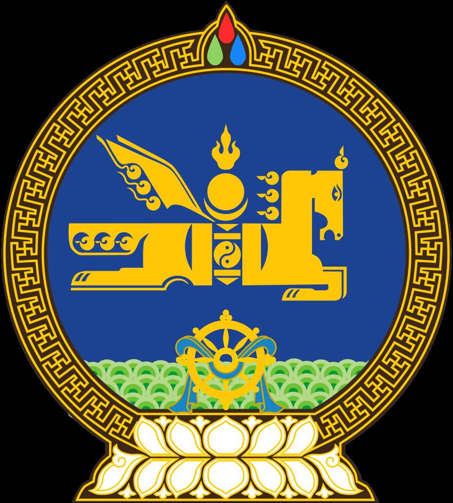 Mongolian vaakuna