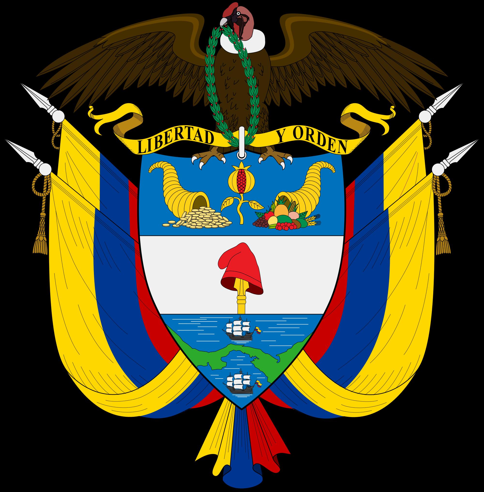 Wapen van Colombia