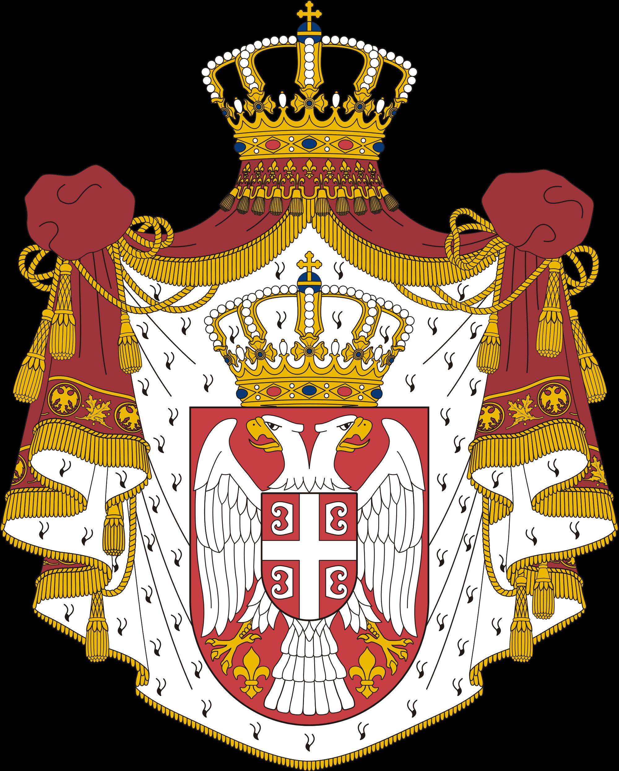 Wapen van Servië