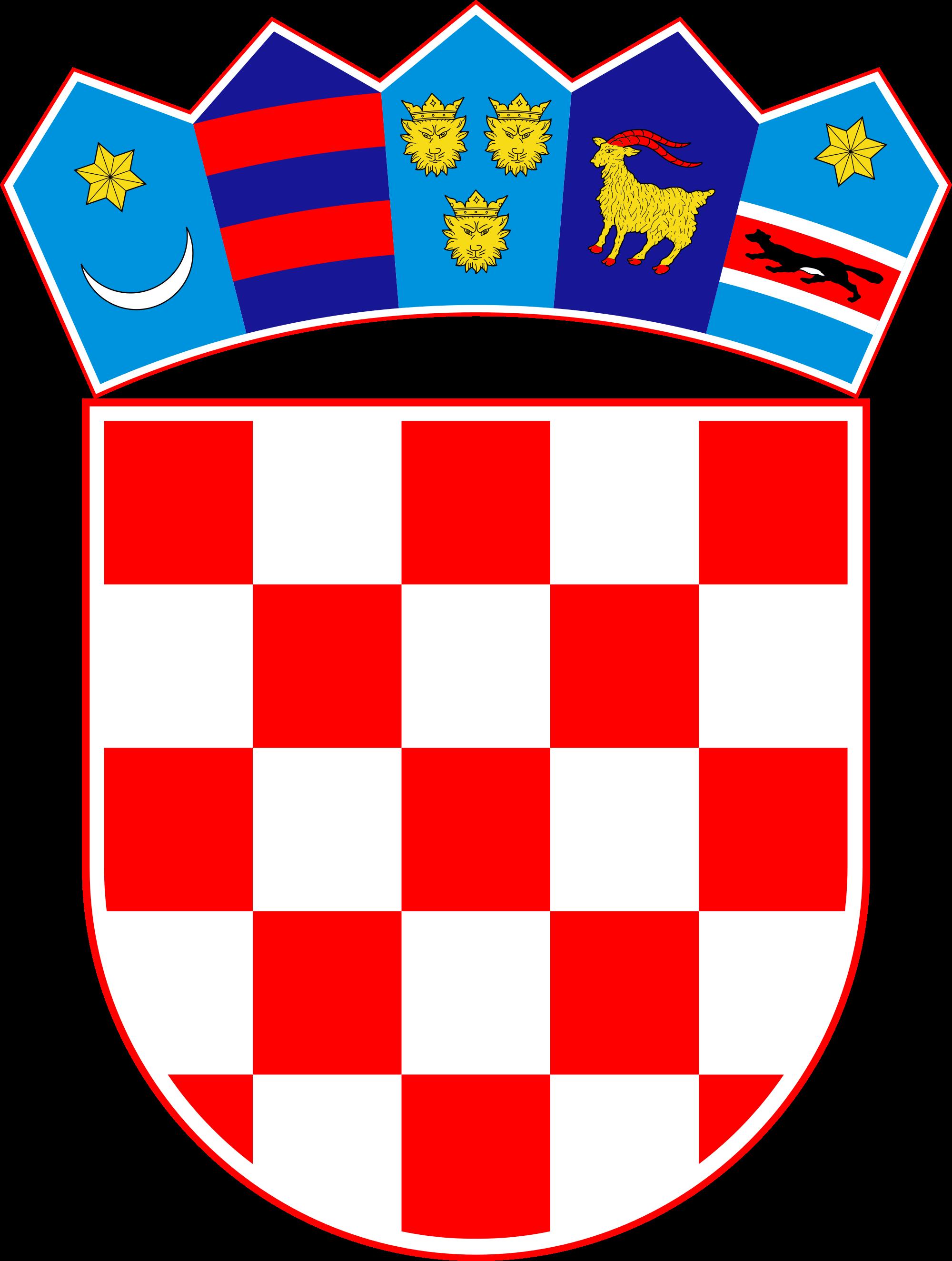 Wapen van Kroatië