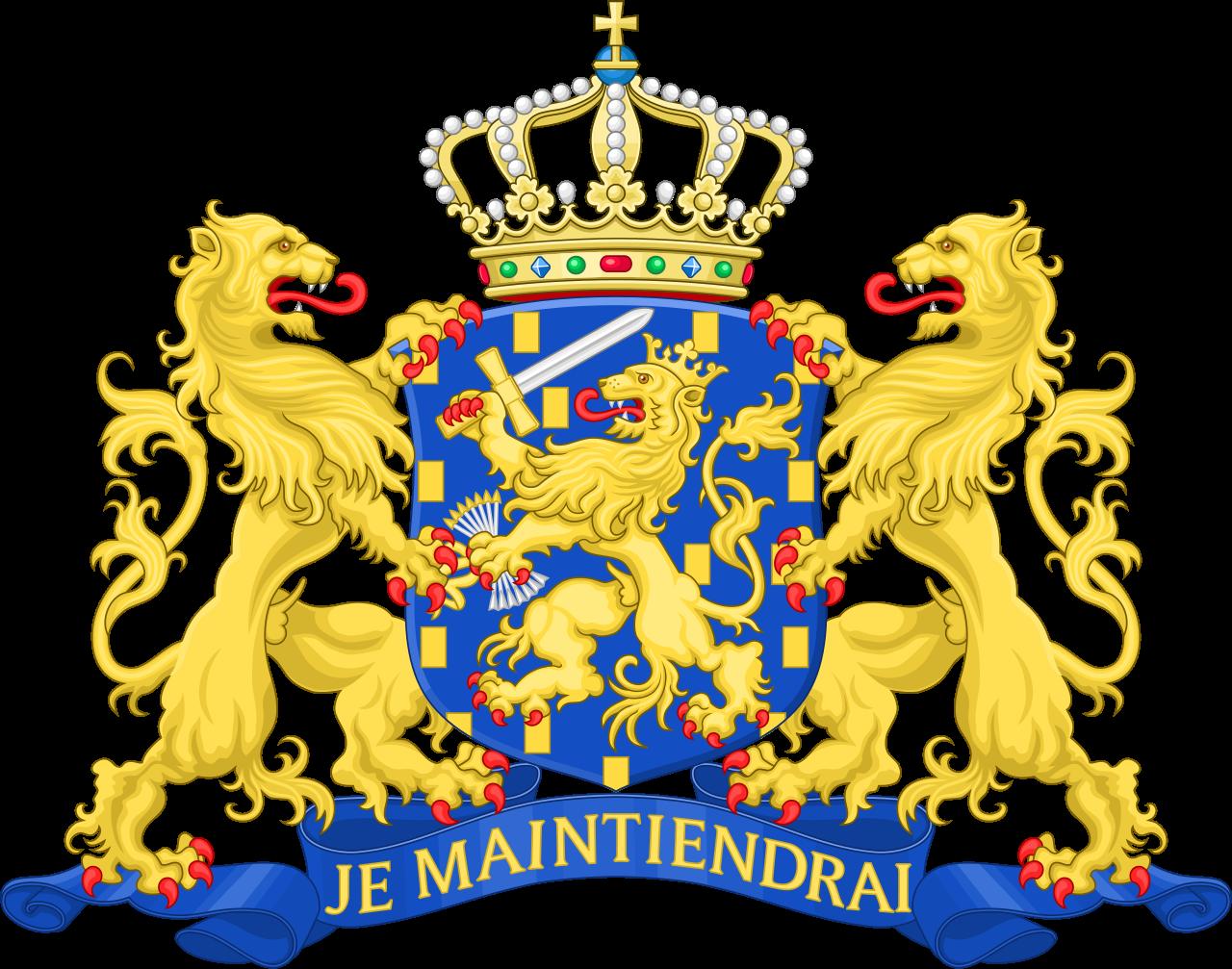 Alankomaiden vaakuna