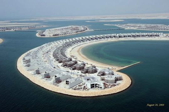 منتجعات البحرين