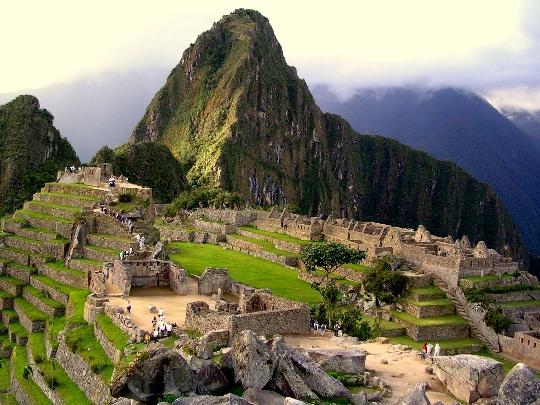 Reis naar Peru