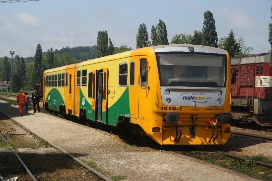 Tšekin junat