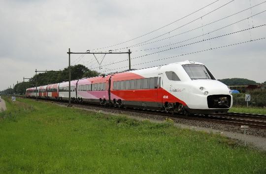 Alankomaiden junat