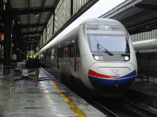 قطارات تركيا