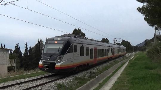 Montenegron junat