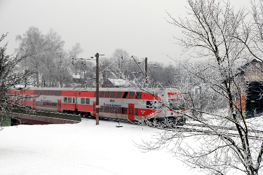 Liettuan junat