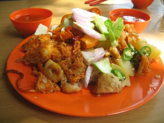 Singapore keuken