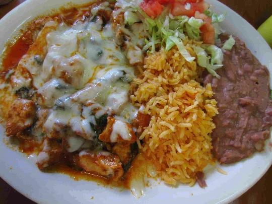 Meksikolainen keittiö