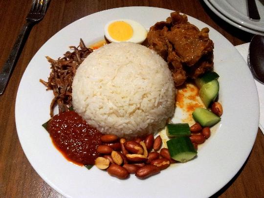 المطبخ الماليزي