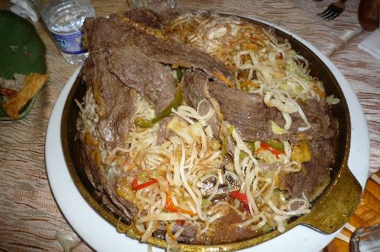 Mongolische keuken