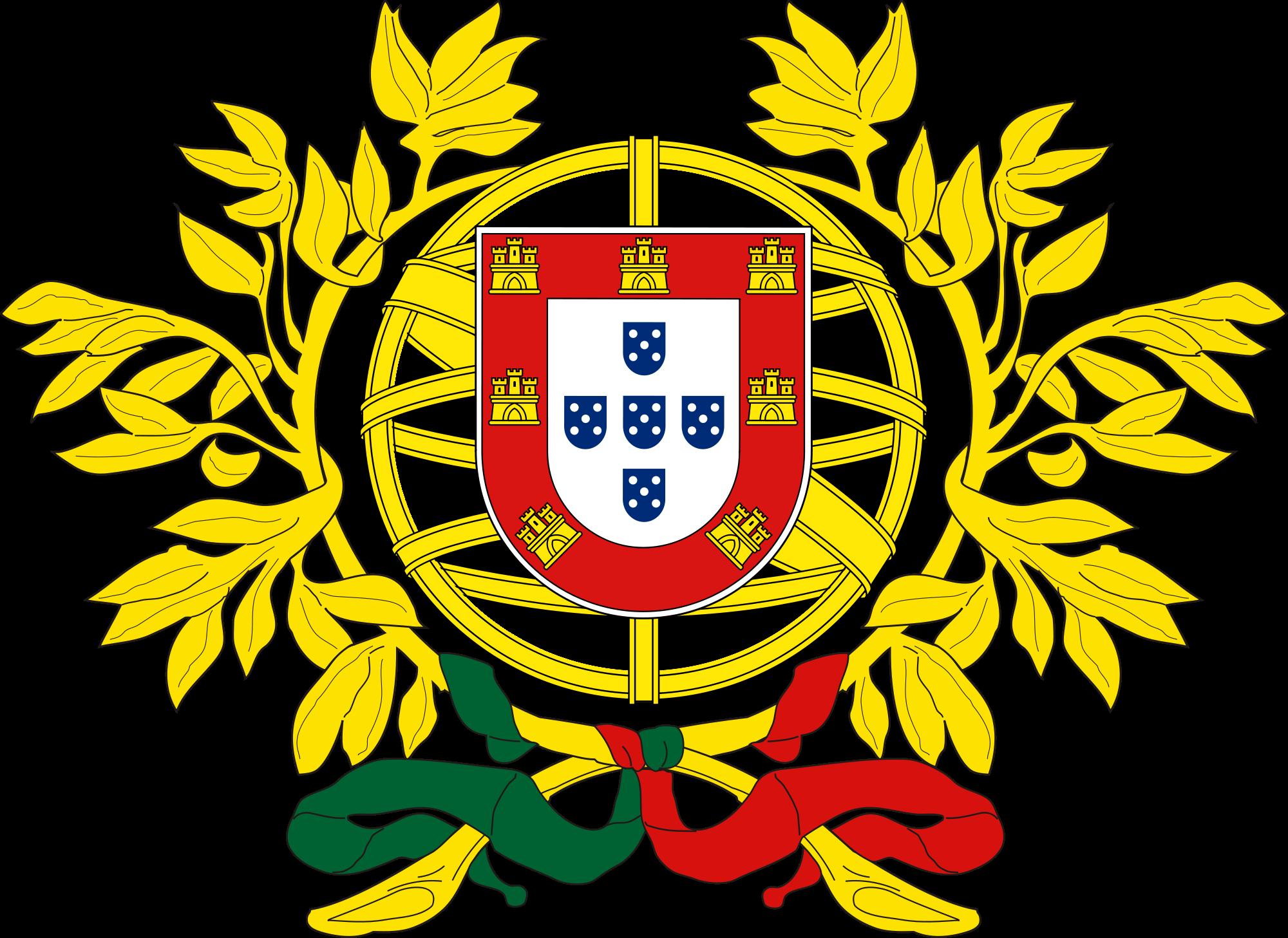 Portugalin vaakuna