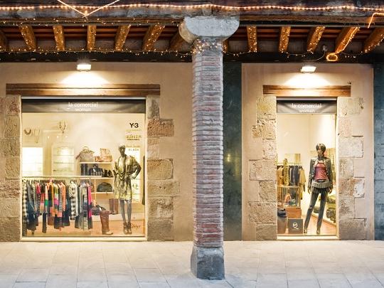 Търговски обекти на Испания