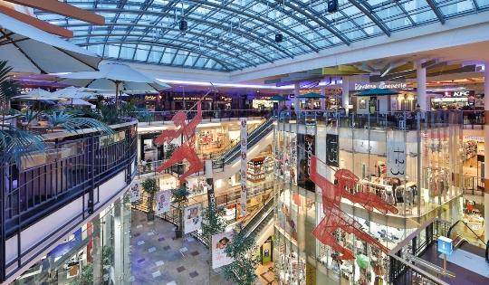 Tsjechische verkooppunten