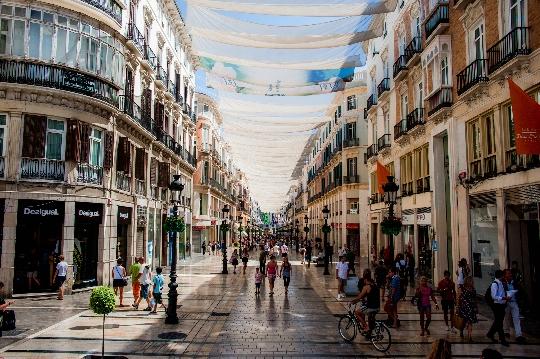منافذ إسبانيا