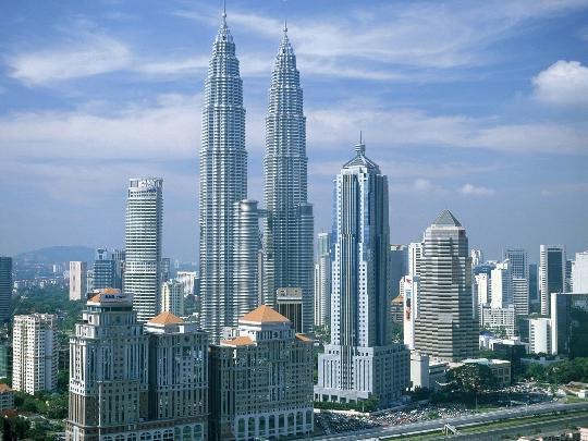 Kuala Lumpur 2 päivässä