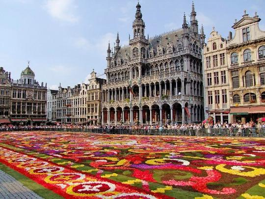 Reis naar België