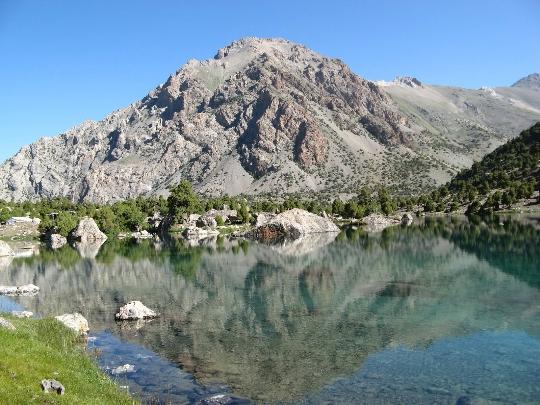 Reis naar Tadzjikistan