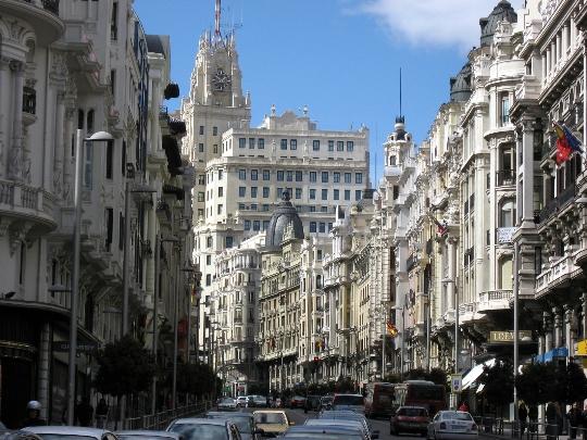 Madrid in 2 dagen