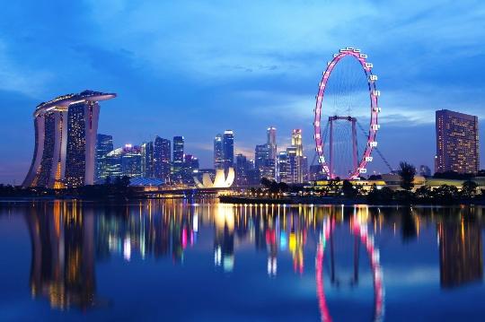 Пътуване до Сингапур