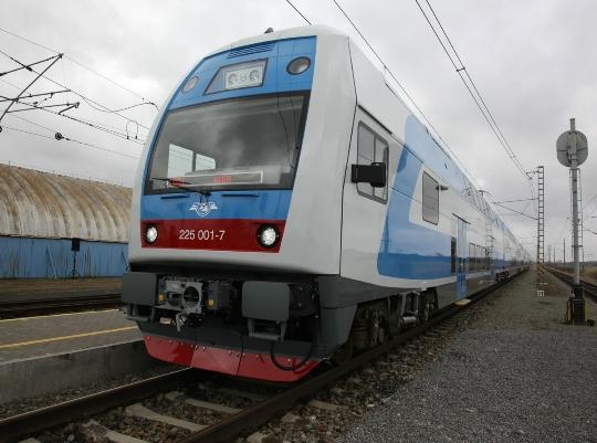 Spoorwegen van Oekraïne