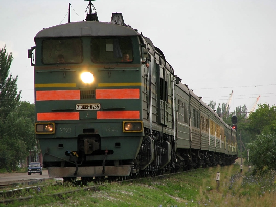 Valkovenäjän rautatiet