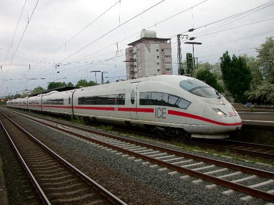 Saksan rautatiet