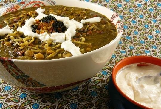 Iranilainen keittiö